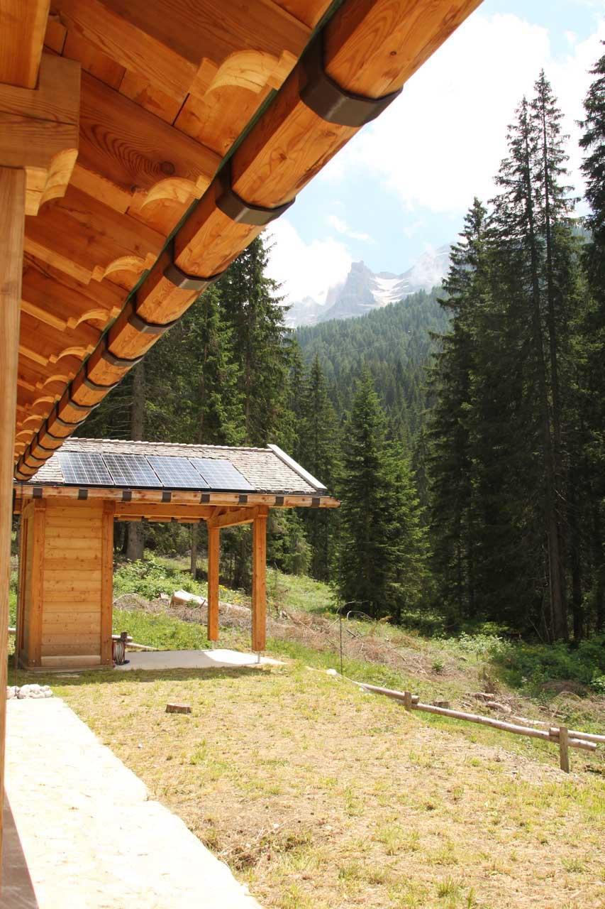 Casa di caccia Vallesinella