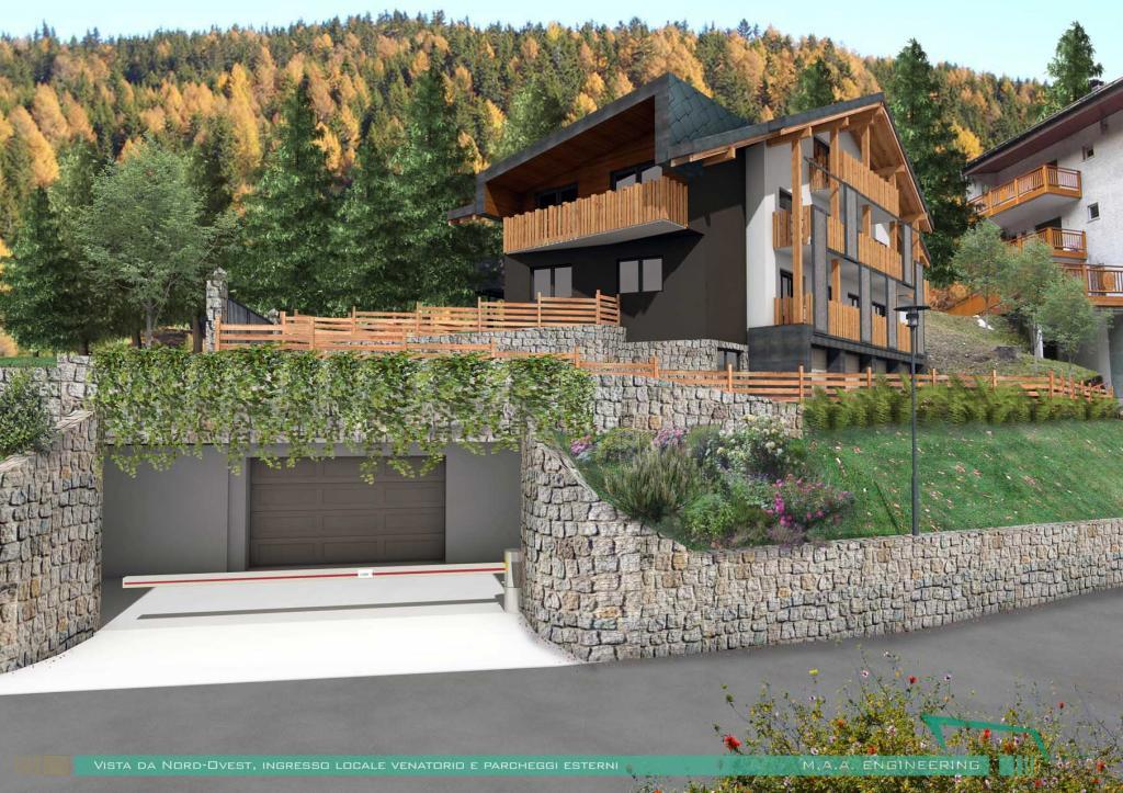 Ristrutturazione Casa Forestale al Palù