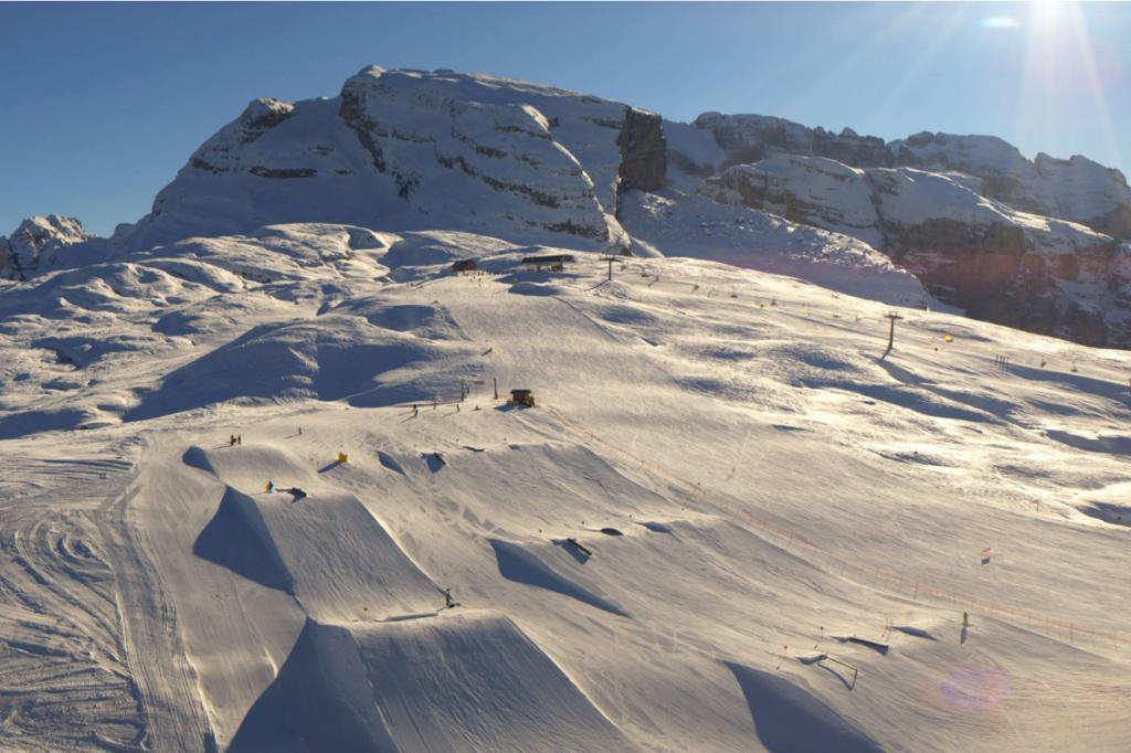 Ski Area Campiglio Dolomiti Grostè Spinale