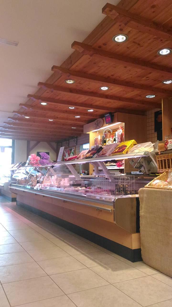 Spazi commerciali Centro Commerciale Palù
